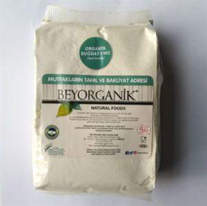 Beyorganik Buğday Unu 870 gr