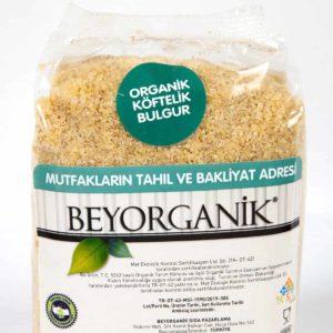Beyorganik Organik Köftelik Bulgur 500 gr