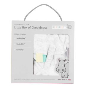 Cheeky Chompers Little Box of Cheekiness  (Cheeky Hippo)