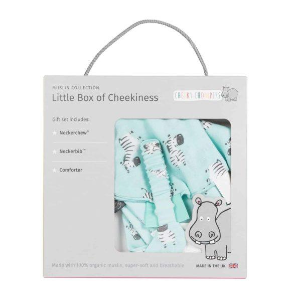 Cheeky Chompers Little Box of Cheekiness (Zebra Dreams)