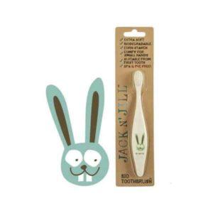 Jack N'Jill Diş Fırçası Bunny