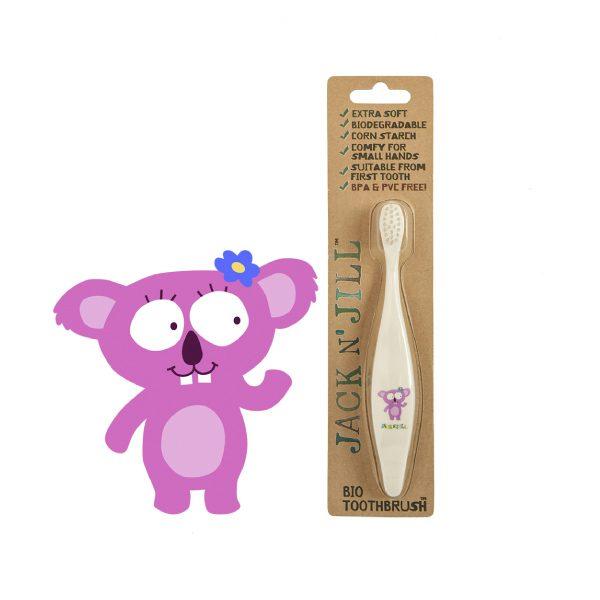 Jack N'Jill Diş Fırçası Koala
