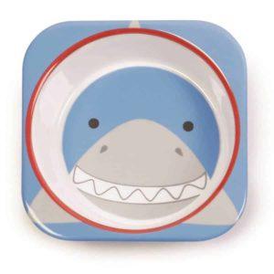 Skip Hop Çukur Yemek Kasesi(Köpekbalığı)