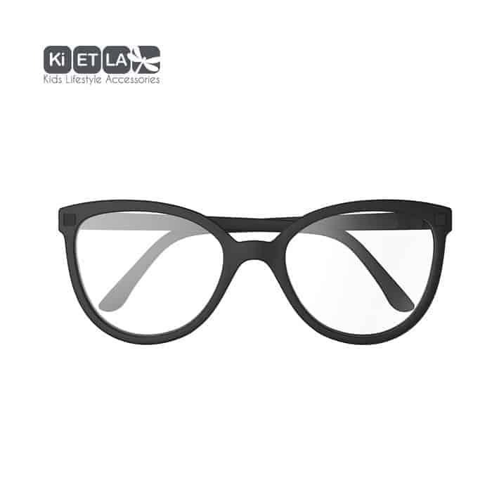 Kietla Buzz Screen Çocuk Gözlüğü (6 - 9 Yaş) Black