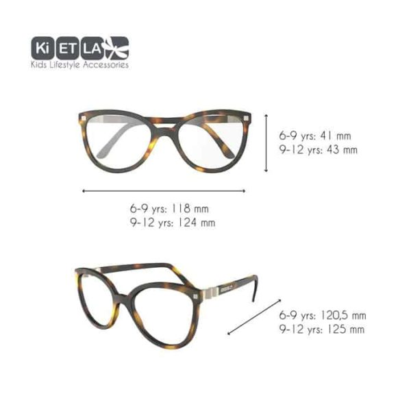 Kietla Buzz Screen Çocuk Gözlüğü (6 - 9 Yaş) Ekail