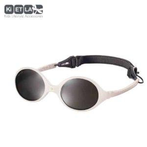 Kietla Diabola Güneş Gözlüğü Cream 0-18 Ay