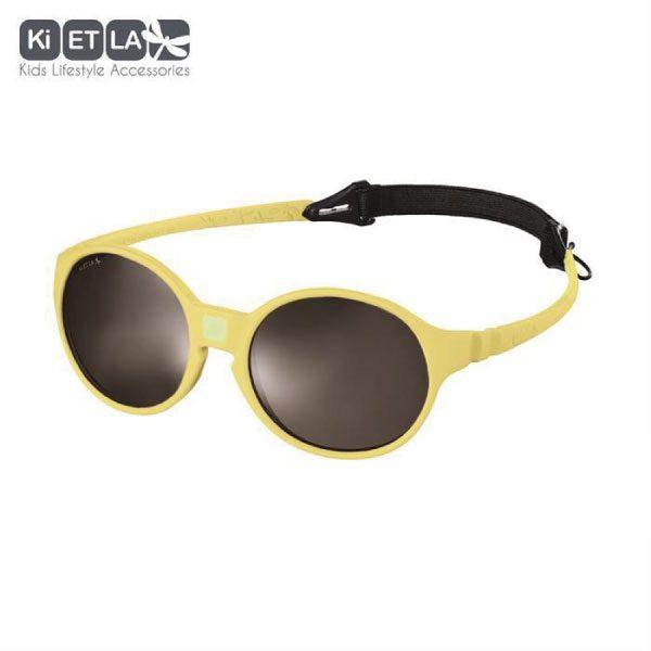 Kietla Jokakid's Güneş Gözlüğü 4-6 Yaş Yellow,