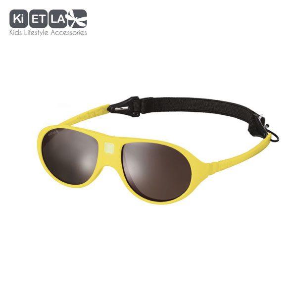 Kietla Jokala Güneş Gözlüğü 2-4 Yaş Sarı
