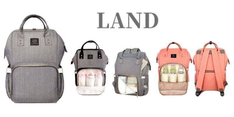 land bebek bakım çantası