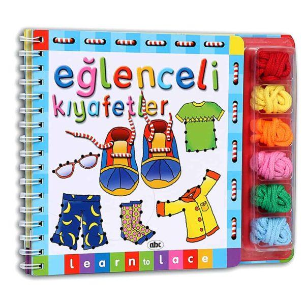 Magnetic Play and Learn Eğlenceli Kıyafetler