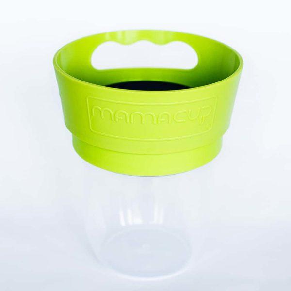 Mamacup Atıştırma Bardağı Yeşil