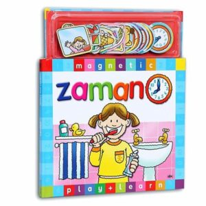Magnetic Play and Learn Zaman