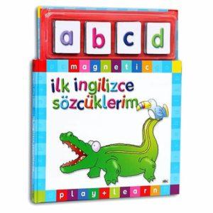 Magnetic Play Learn - İlk İngilizce Sözcüklerim