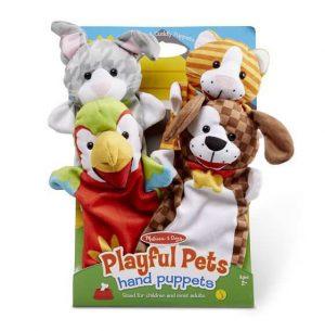 Melissa & Doug El Kukla Seti (Evcil Hayvanlar)