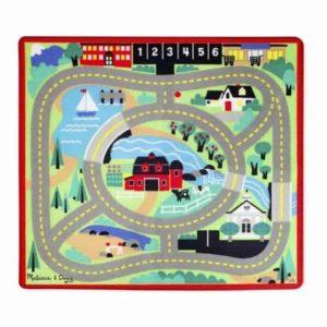 Melissa & Doug Oyun Halı Seti (Arabalar)