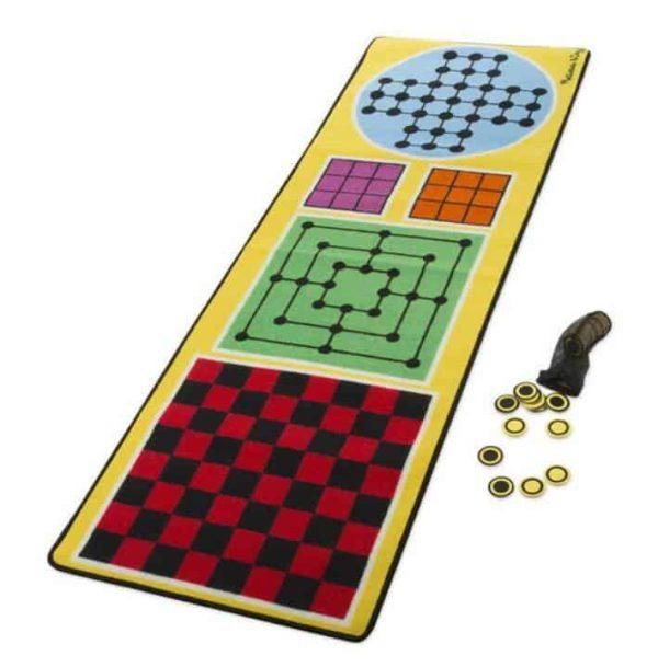 Melissa & Doug Oyun Halı Seti (4 x Oyun)