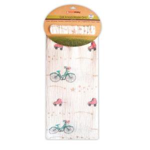 Momeasy müslin örtü paten bisiklet