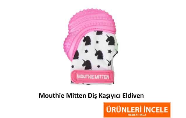 Mouthie Mitten Diş Kaşıyıcı Eldiven