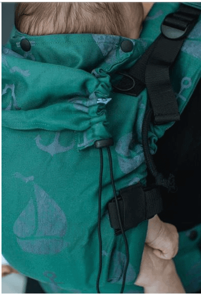 Neko Switch Toddler Size Kanguru - Derya Clover