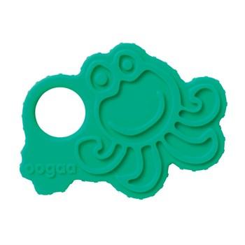 Oogaa Diş Kaşıyıcı - Yeşil Ahtapot