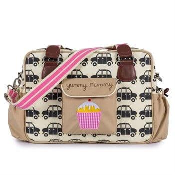 Pink Lining Yummy Mummy (Black Cabs)