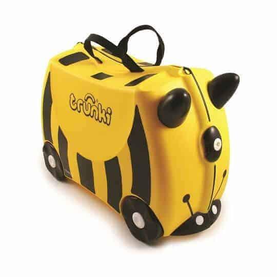 Trunki Çocuk Bavulu Arı Bernard