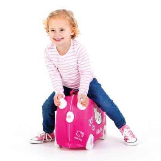 Trunki Çocuk Bavulu - Hello Kitty