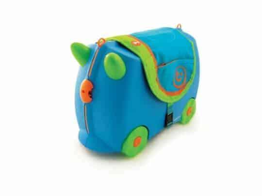 Trunki Çanta & Bavul heybesi - Mavi