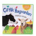 Puzzle Kitaplar Çiftlik Hayvanları