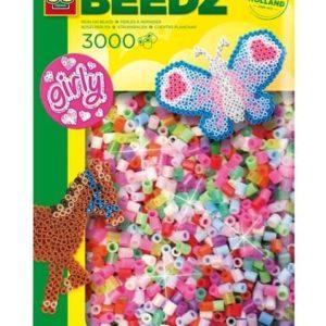 Ses Creative Beedz- İtü Boncukları 3000 parça - kızlar için