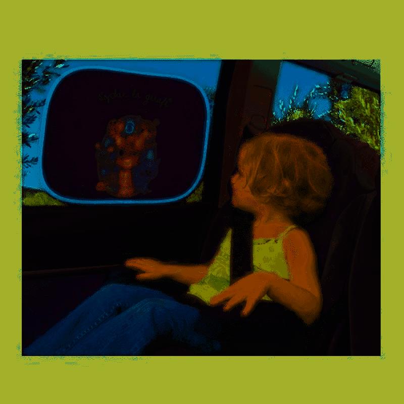 Sophie la Girafe Güneşlik