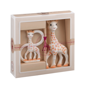 Sophie la Girafe Sophiesticated Yeni Doğan Hediye Seti 1