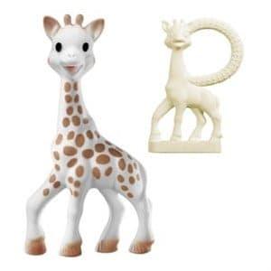 Sophie la Girafe En Güzel Bebek Hediye Seti