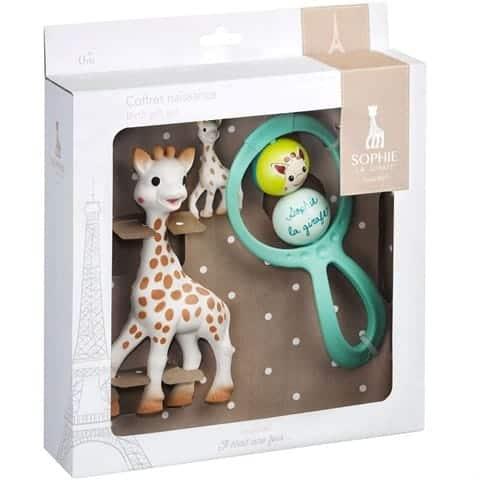 Sophie the Giraffe Yenidogan 3lu