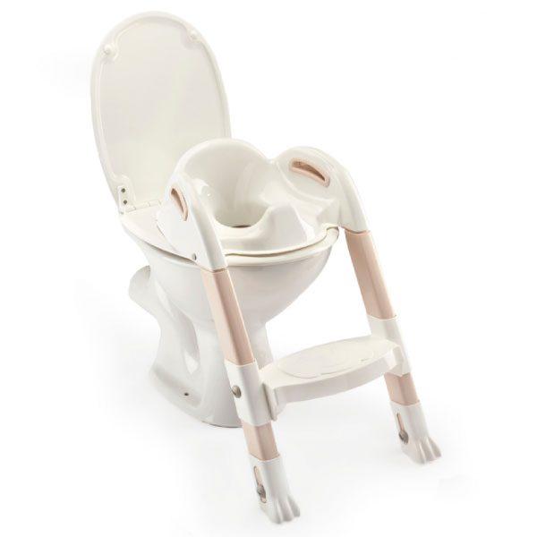 Thermobaby Kiddyloo Tuvalet Adaptörü Beyaz - Pudra