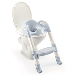 Thermobaby Kiddyloo Tuvalet Adaptörü Buz Mavisi