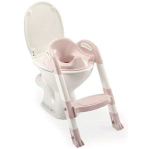 Thermobaby Kiddyloo Tuvalet Adaptörü Pudra Pembe