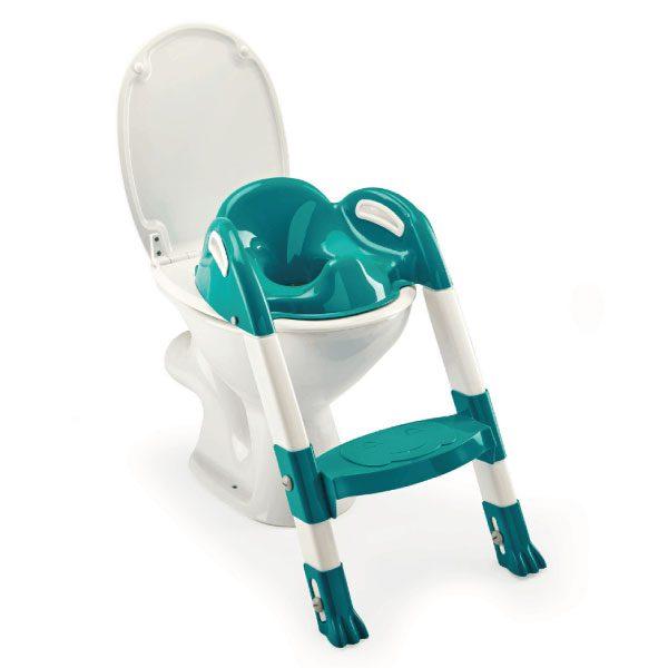 Thermobaby Kiddyloo Tuvalet Adaptörü Zümrüt Yeşili