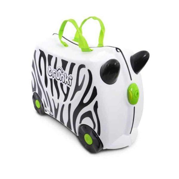 Trunki Çocuk Bavulu Zimba Zebra