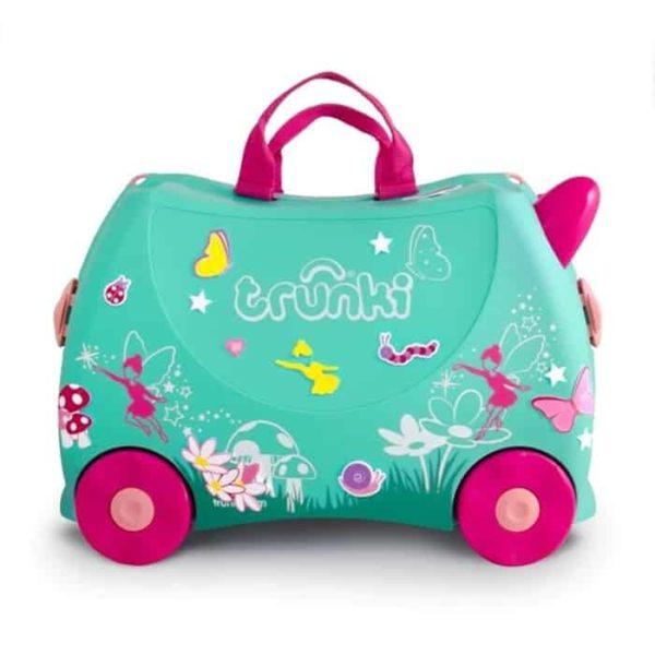 Trunki Çocuk Bavulu - Peri Flora