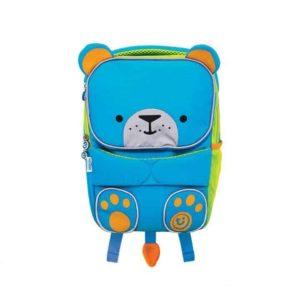 Trunki Toddlepak Çocuk Sırt Çantası (Mavi Ayı)