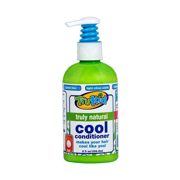 Trukid Cool Conditioner - Çocuklara özel tamamen doğal Organik içerikli saç kremi 236 ml