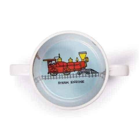 Tyrrell Katz Kulplu Alıştırma Bardağı  (Tren)