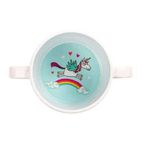 Tyrrell Katz Kulplu Alıştırma Bardağı  (Unicorn)