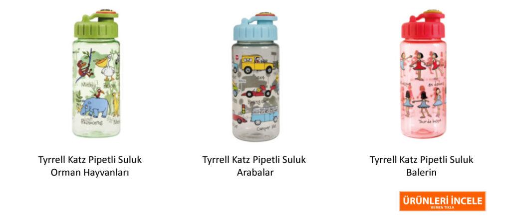 Tyrrell Katz Pipetli Suluk