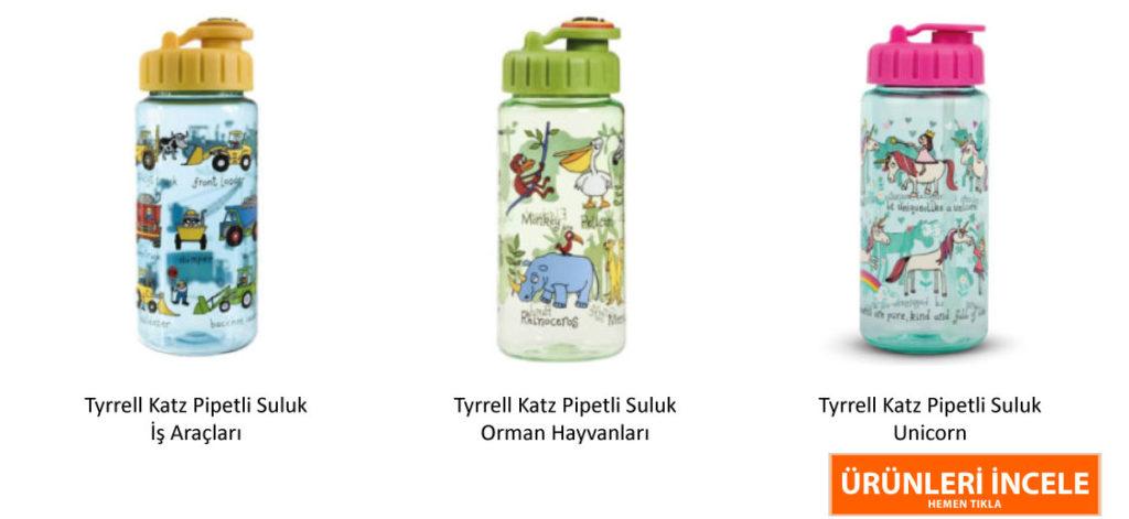Tyrrell Katz Pipetli Suluk |