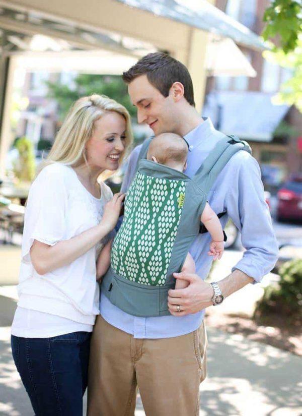 Boba 4G Bebek Taşıyıcı - Organik Verde
