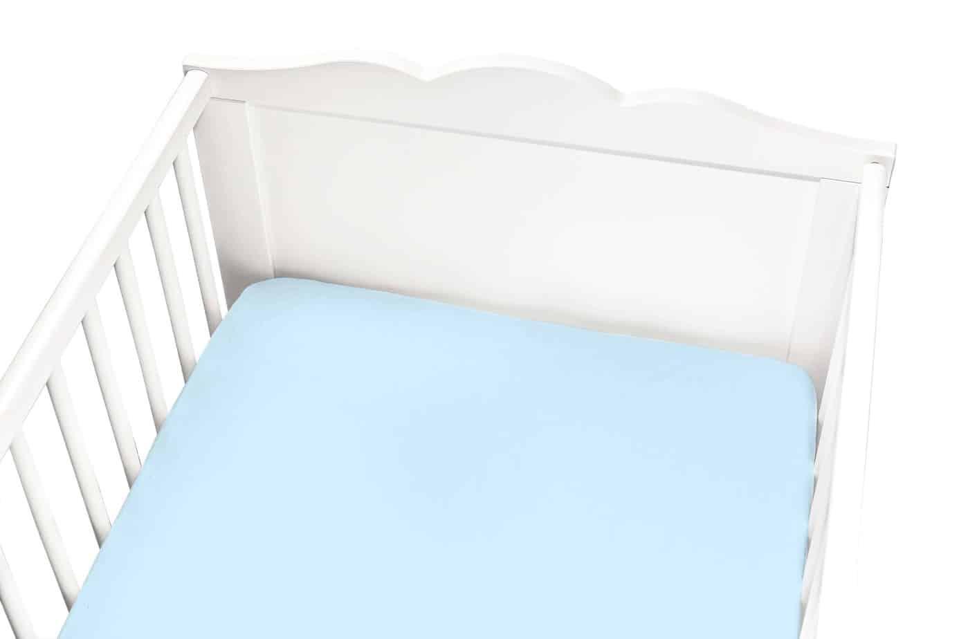 Momeasy Müslin Çarşaf (Mavi)
