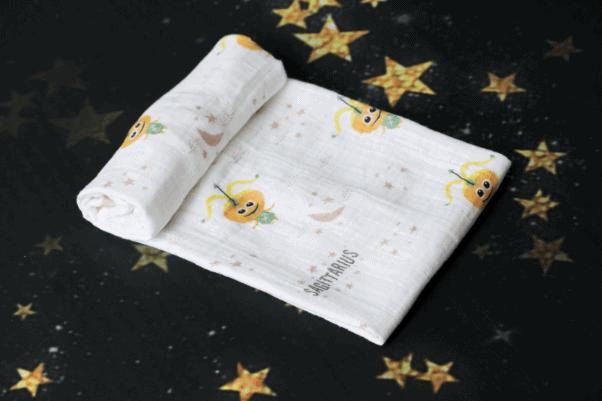 Momeasy Horoscope Müslin Örtü - Yay Burcu