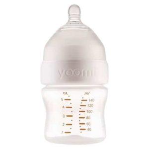 Yoomi 5oz(140 ml) BİBERON+ EMZİK